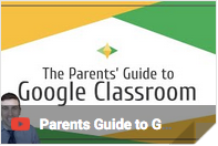 Link to google classroom help video
